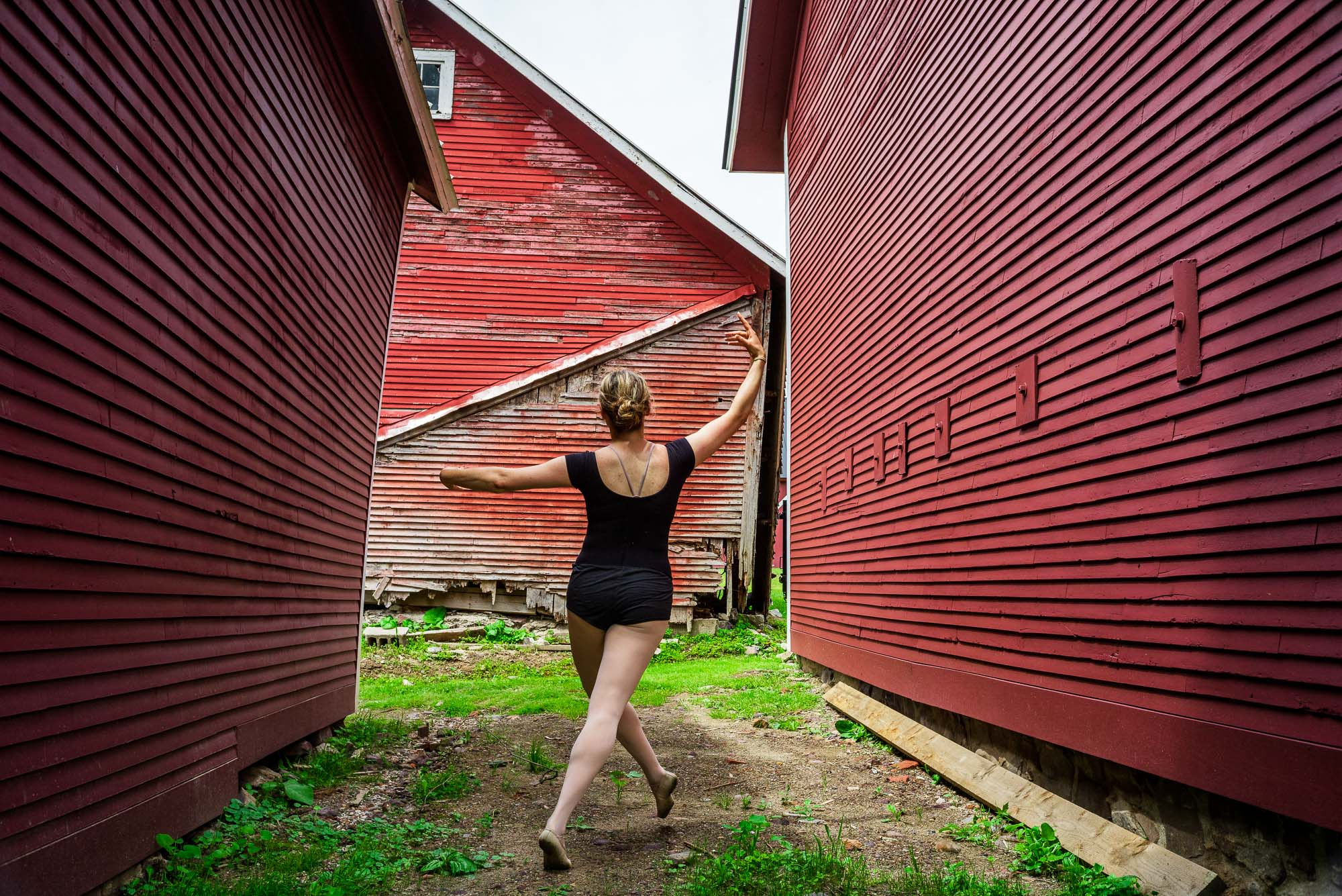 Ballet-to-Barn